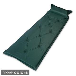 Outdoor Camping Sleeping Mat wtih Inflatable Cushion