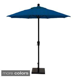 7.5-foot Crank Market Umbrella