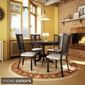 Amisco Madison Metal Chairs and Tina Table Dining Set