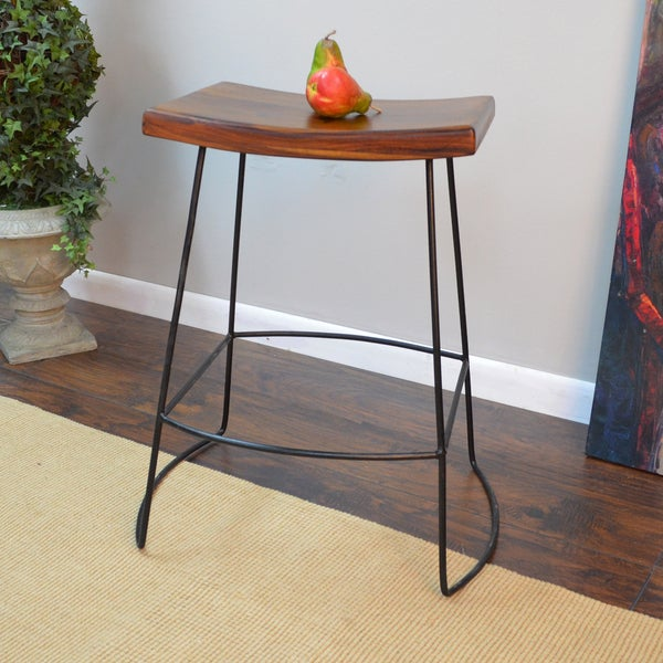 Dayton Saddle Seat Stool