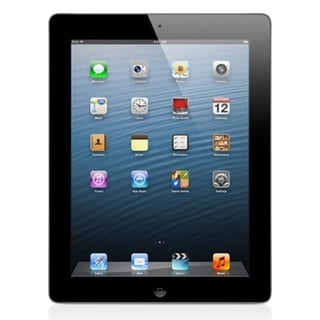 iPad 4 w/Retina Display (Refurbished)