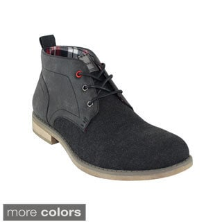 Union Bay Men's Wallingford Chukka Lace-up Boots