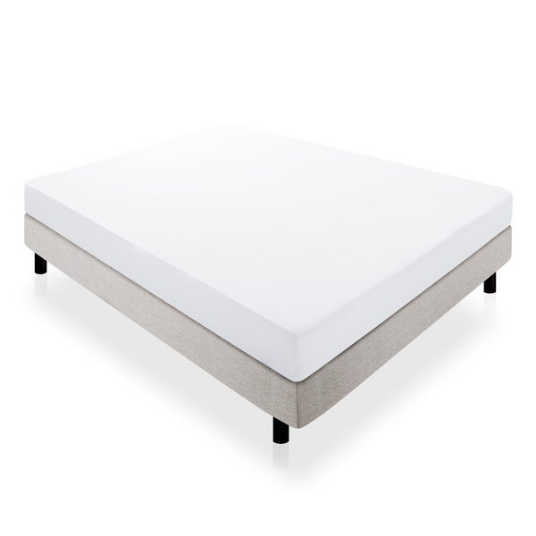 LUCID 10 inch Queen size Gel Memory Foam Mattress
