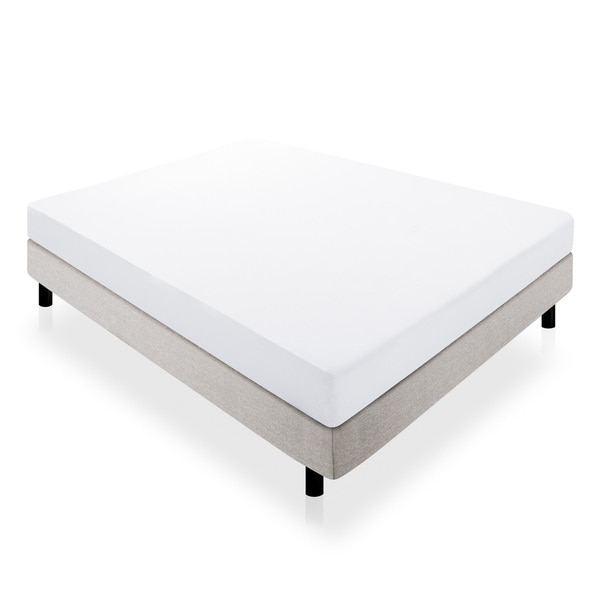 Lucid 10-inch Twin-size Memory Foam Mattress