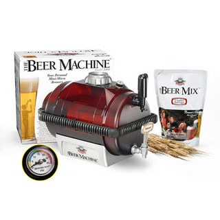 The Beer Machine Home Brewing System