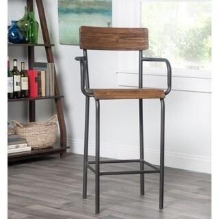 Kosas Home Assunta 30-inch Barstool