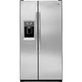 GE Profile Series 23.3 Cubic Feet Side-by-Side Refrigerator