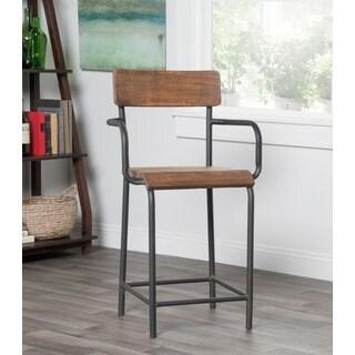Kosas Home Assunta 24-inch Counter Stool