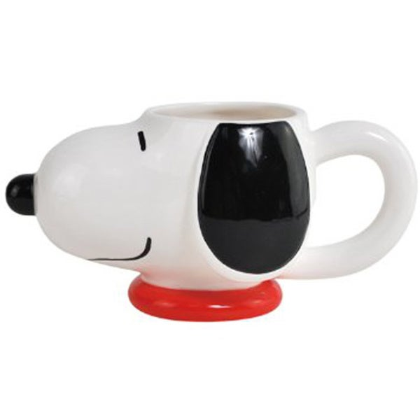 Peanuts Snoopy Head 16-ounce Coffee Mug