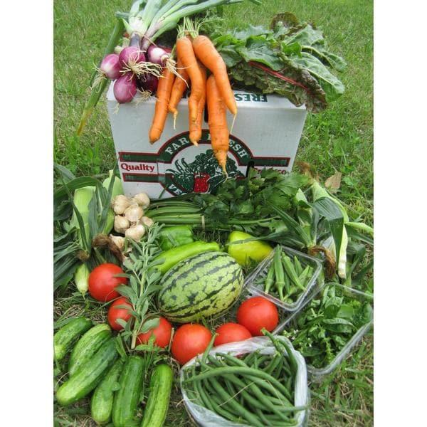Adam's Garden Bushel Box Farm Share (Local Delivery)