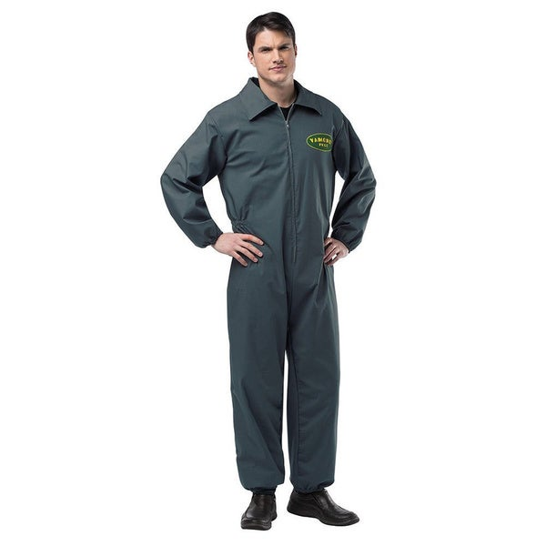 Adult Breaking Bad Vamonos Pest Control Costume