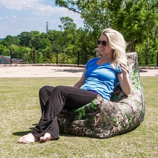 Jaxx Realtree Camouflage Outdoor Chair