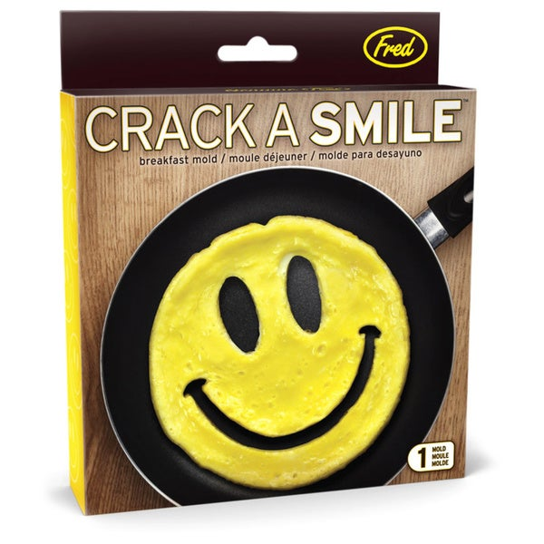 Crack A Smile Egg Breakfast Mold