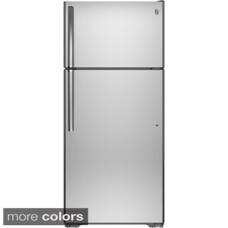 GE Energy Star 15.5 Cubic-foot Top-freezer Refrigerator