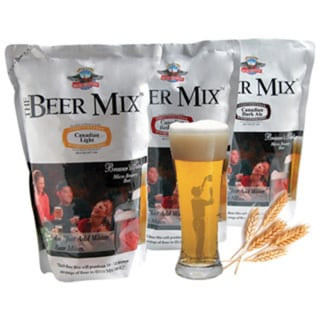 The Beer Machine Beer Mixes