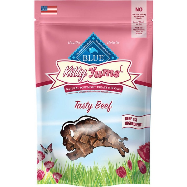 Blue Buffalo Kitty Yums 2-ounce bag