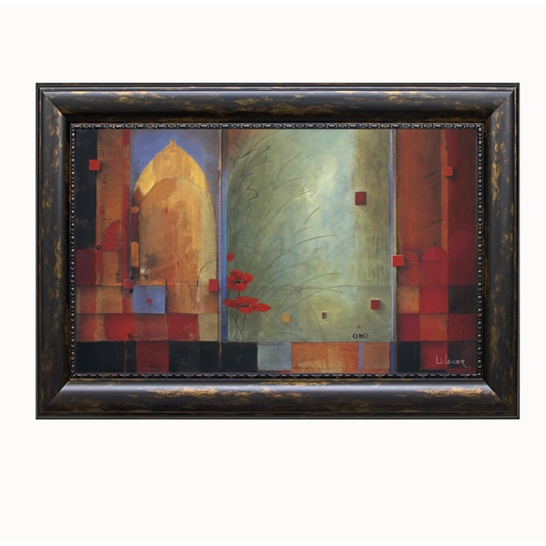 Passage To India by Don Li-Leger 40 x 28 Framed Art Print
