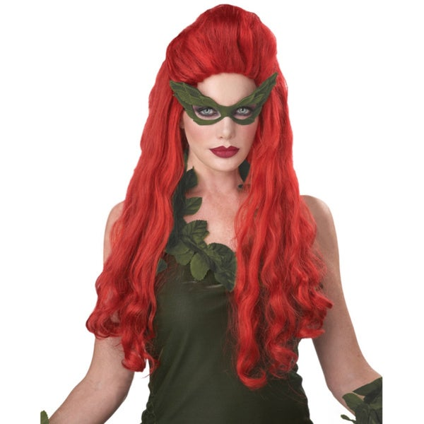 Lethal Beauty Superhero Villian Costume