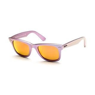 Ray-Ban Original Jupiter Cosmo Orange Wayfarer Sunglasses