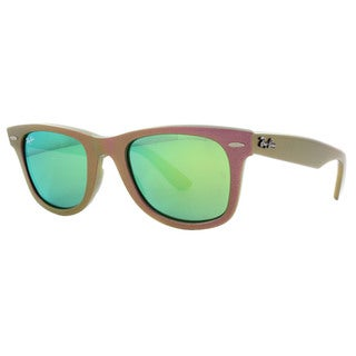 Ray-Ban RB2140 Original Jupiter Cosmo Green Lens Wayfarer Sunglasses