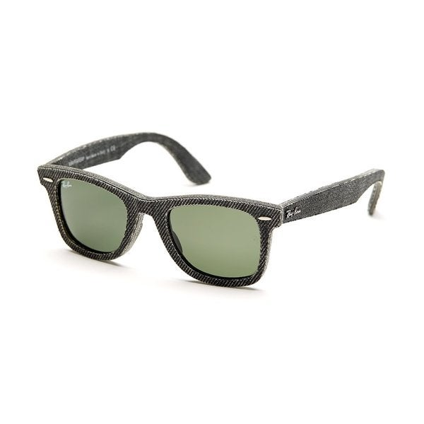 Ray-Ban RB2140 Black Denim Original Wayfarer Sunglasses