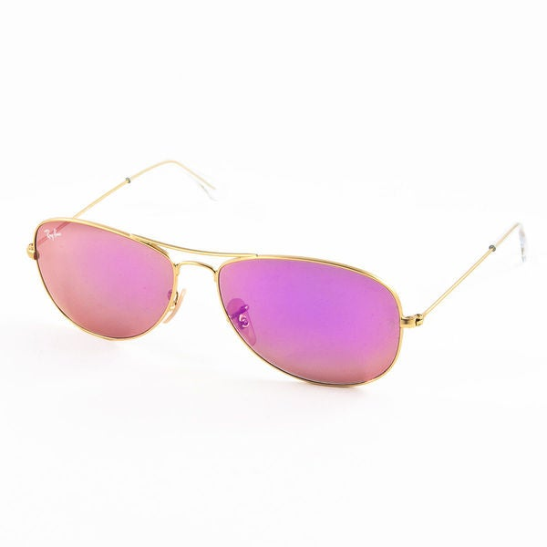 Ray-Ban RB3362 Unisex Cockpit Aviator Sunglasses