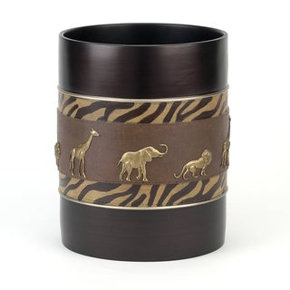 Animal Parade Wastebasket