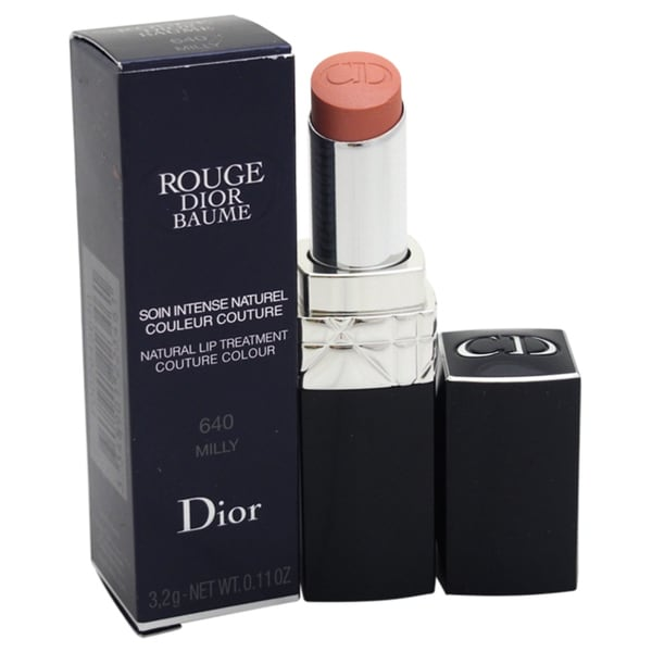 Christian Dior 0.11-ounce Rouge Dior Baume Lipstick 640 Milly