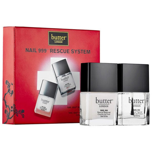 Butter London Nail 999 Rescue System 2-piece Kit