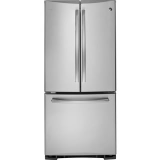 GE PROFILE SERIES 20.0 CU. FT. FRENCH-DOOR REFRIGERATOR