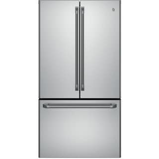 GE Cafe Series Energy Star 23.1 Cu. Ft. Counter Depth French Door Refrigerator
