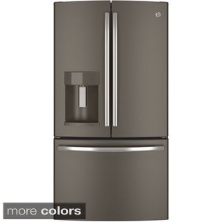 GE Energy Star 22.1 cu. Ft. Counter-Depth French Door Refrigerator
