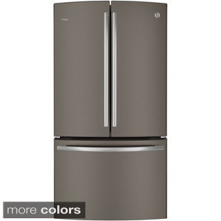 GE Profile Energy Star 23.1 Cu. Ft. Counter Depth French Door Refrigerator
