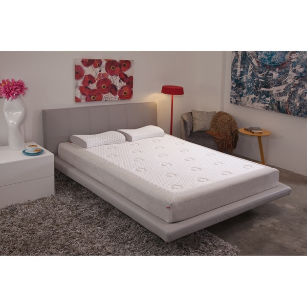 Danican Cool Pointe 8-inch King-size Memory Foam Mattress