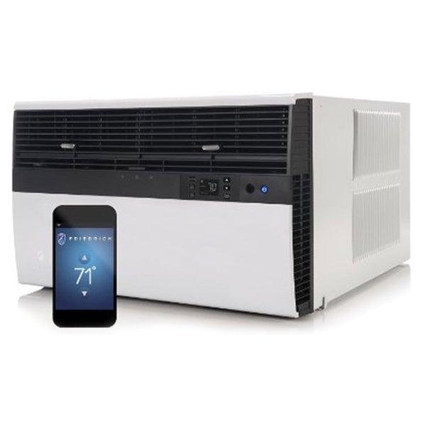 Friedrich 9,500 BTU Room Air Conditioner with 8,000 BTU Heat Pump