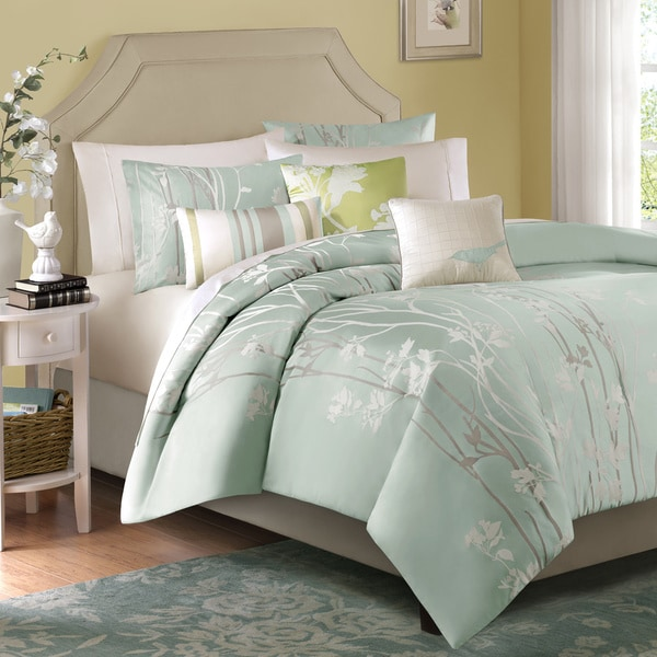 Madison Park Athena 6-piece Queen Duvet Cover Set (As Is Item)