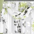 Flor Verde Shower Curtain and Hooks Set or Separates
