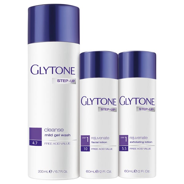 Glytone Normal to Oily Skin Step-up Kit