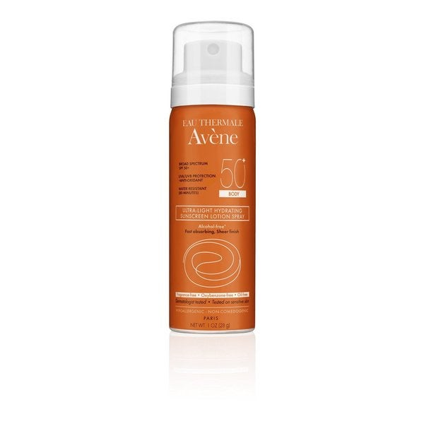 Avene 5.07-ounce Ultra-Light Hydrating Lotion Spray SPF 50 Sunscreen
