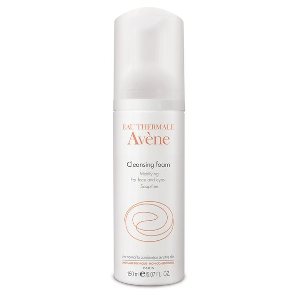 Avene 5.29-ounce Cleansing Foam