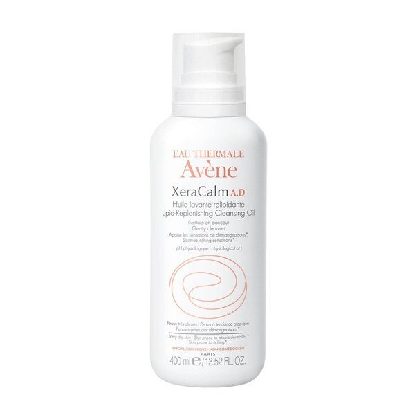 Avene 13.52-ounce Xeracalm A.D Lipid-Replenishing Cleansing Oil