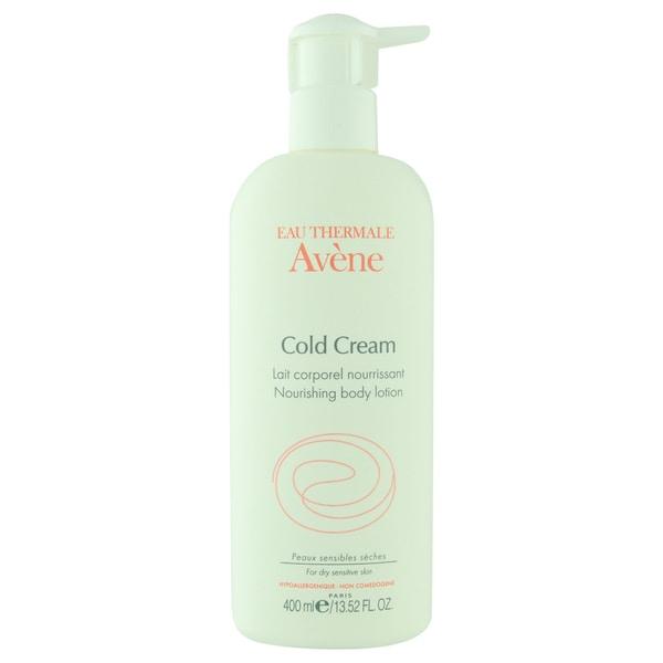 Avene Cold Cream 13.52-ounce Nourishing Body Lotion 15644904