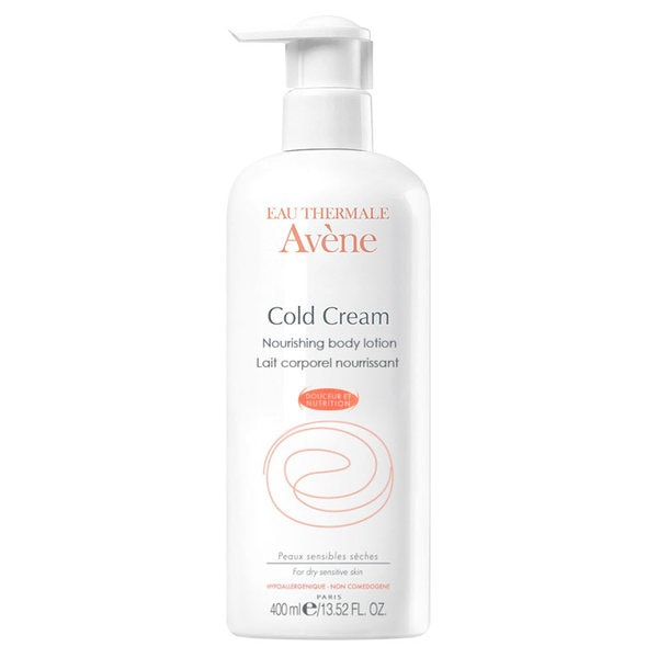 Avene Cold Cream 13.52-ounce Nourishing Body Lotion