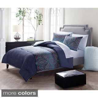 VCNY Dakota Reversible 7-piece Bed in a Bag Set
