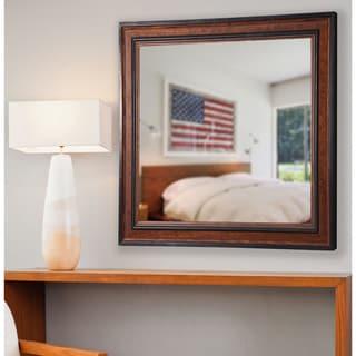 American Made Rayne Country Pine Wall Mirror