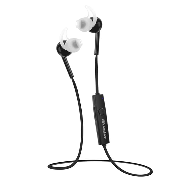 Patuoxun Sports Bluetooth V4.1 Wireless Sweat-proof Headphone with Mic