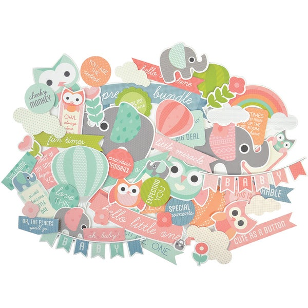 Little One Collectables Cardstock Die Cuts