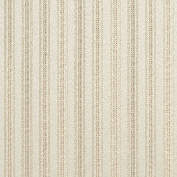 E650 Striped Ivory Silver Damask Upholstery Window Treatment Fabric By The Yard