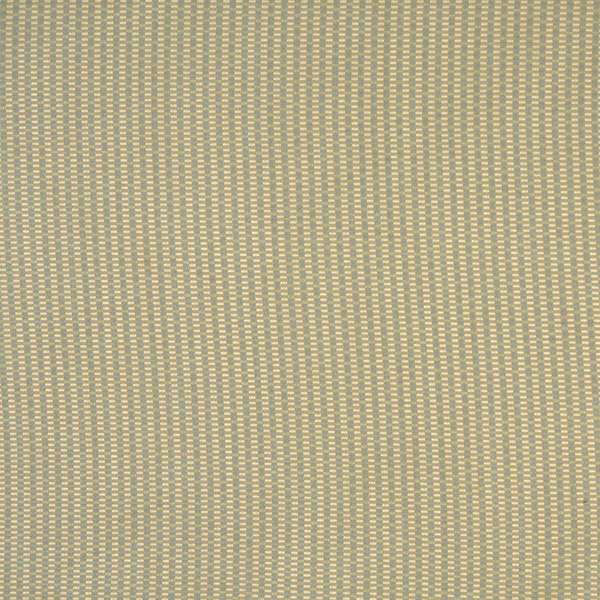 F333 Green Blue Gold Gingham Check Jacquard Upholstery Grade Fabric By The Yard