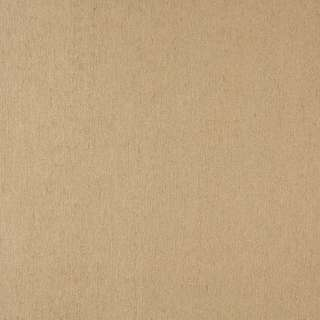 F506 Camel Beige Solid Chenille Upholstery Fabric By The Yard